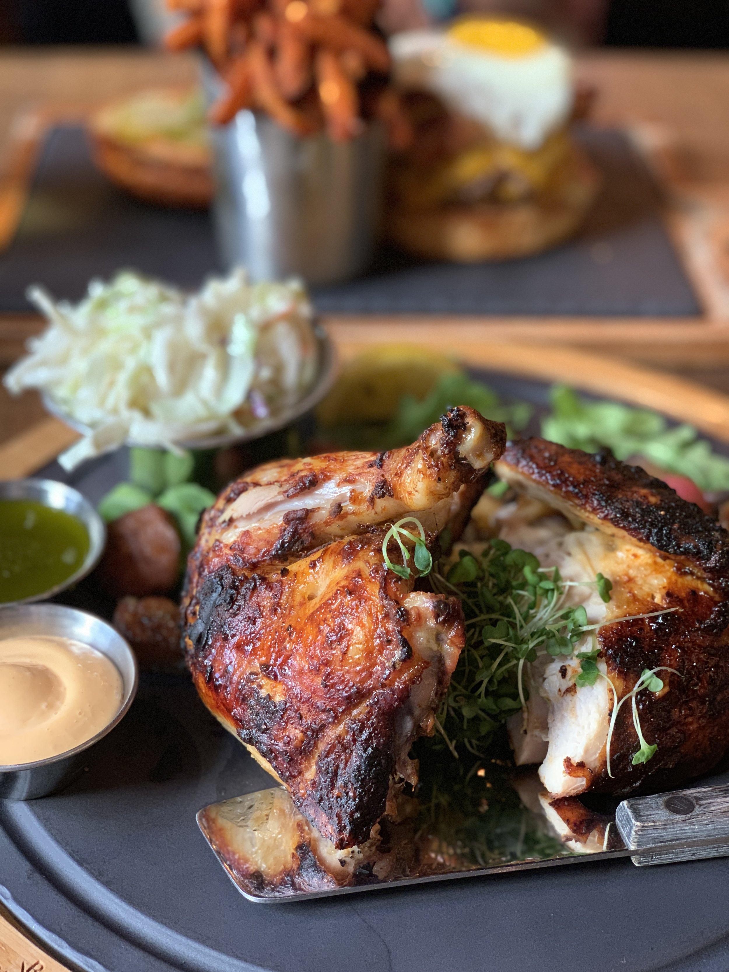 Le Chick Wynwood Rotisserie Chicken