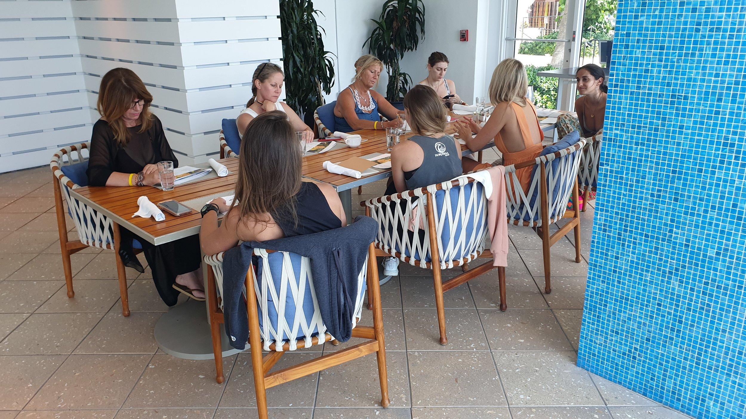 Carillon Wellness Resort Retreat weekend Clarissa Lenherr