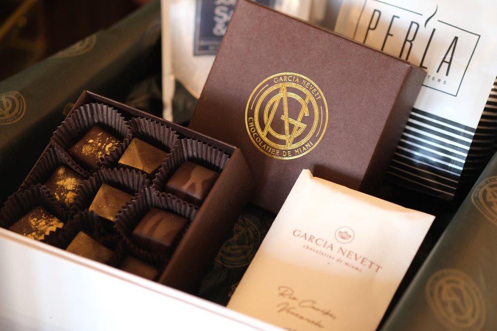 Garcia Nevette Chocolates Miami