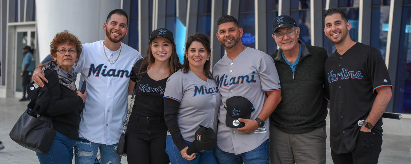 Marlins Baseball for Father's Day