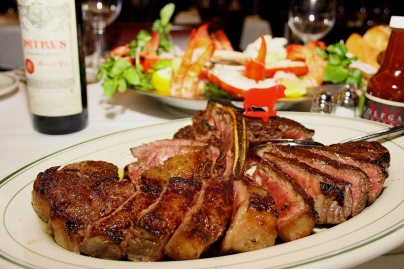 Wolfgangs Steakhouse Miami MIAbites