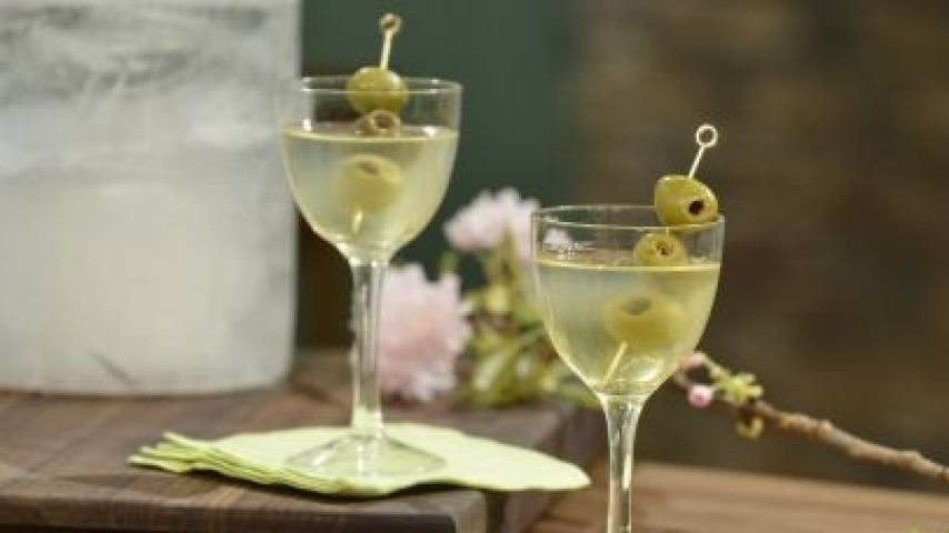 Classic Martini by Chef Ceoffrey Zakarian