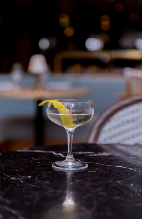 Vesper Martini by Geoffrey Zakarian
