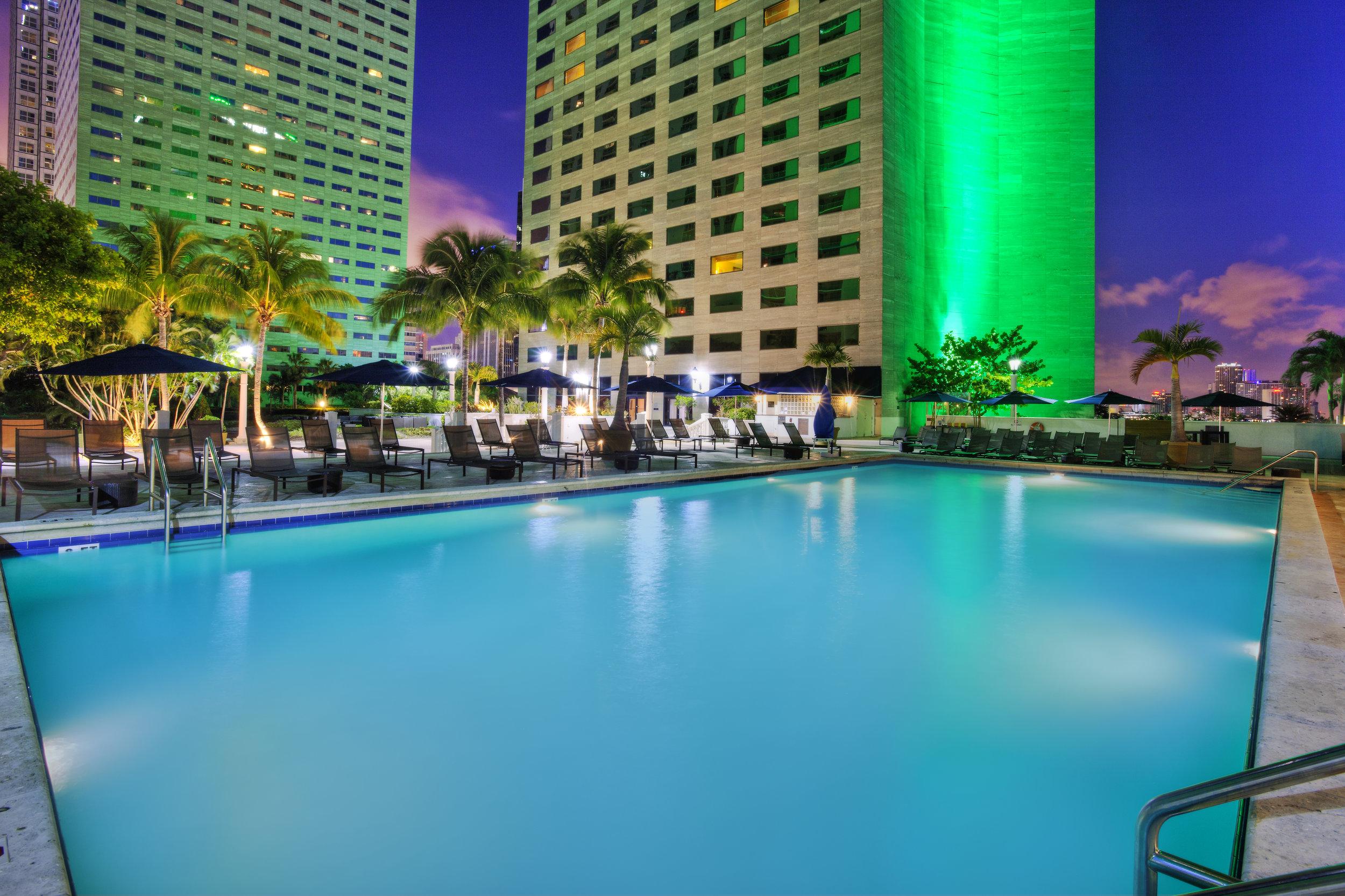 Intercontinental Miami Hotel