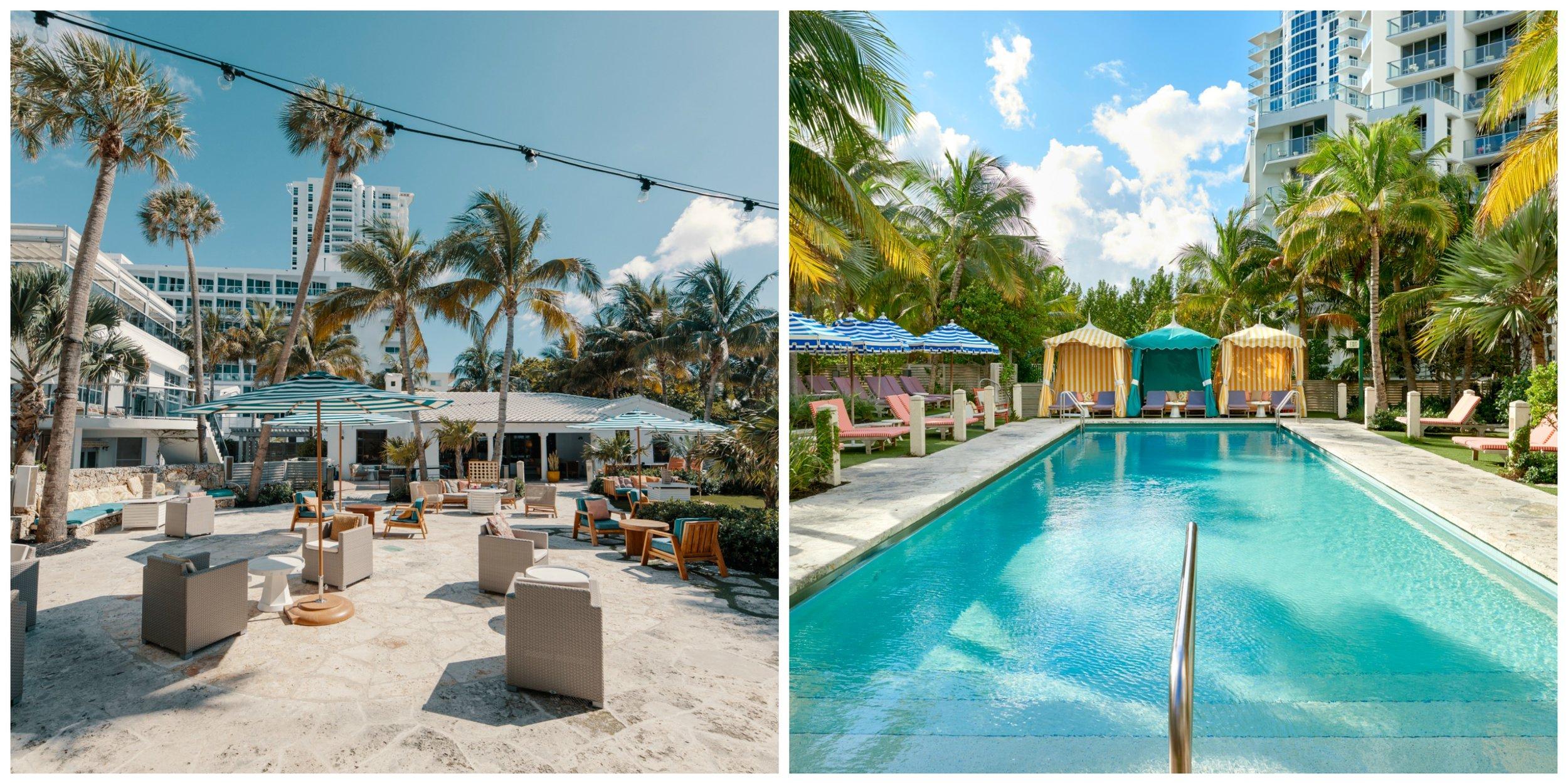 The Confidante Hotel Miami Beach