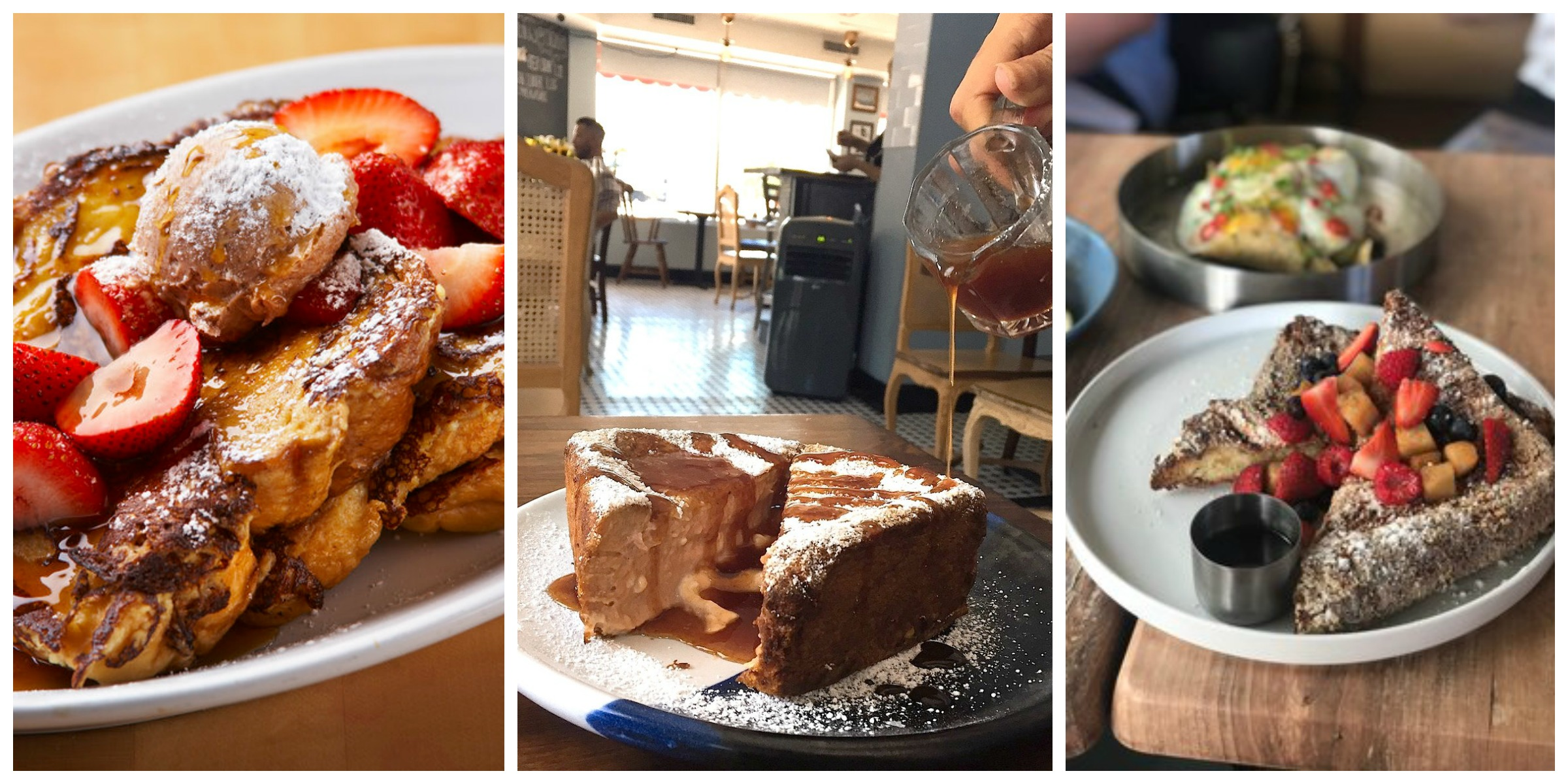 MIAbites Top 5 Places for French Toast