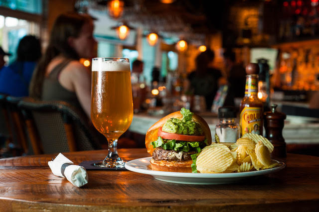 South Pointe Tavern Miami Beach