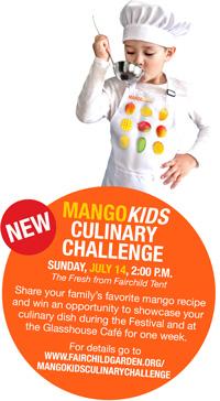 Mango Kids at Mango Festivl