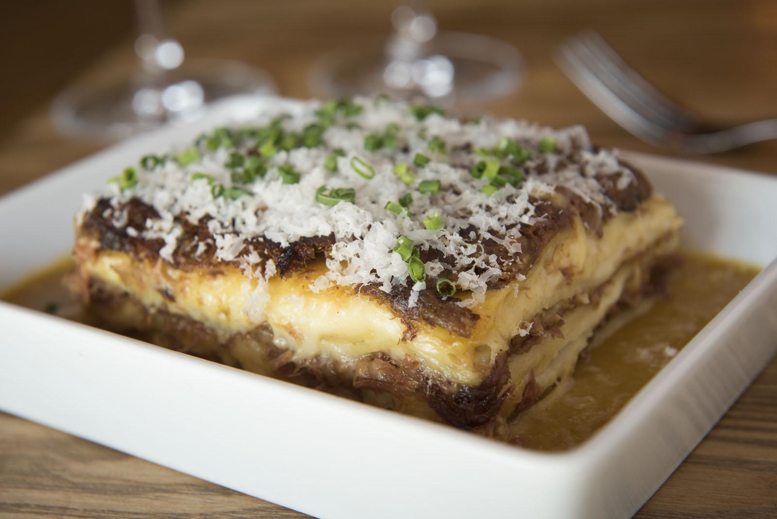 Macchialina Lasagne $10 Pasta night