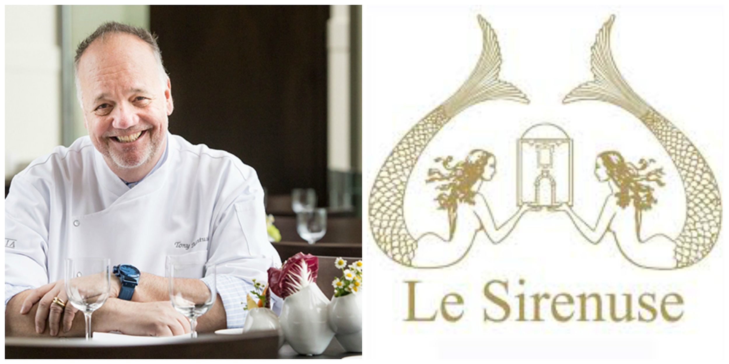 James Beard Pop Up Dinner in Miami at Le Sirenuse