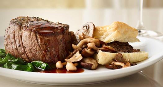 Flemings Steakhouse Brickell Miami