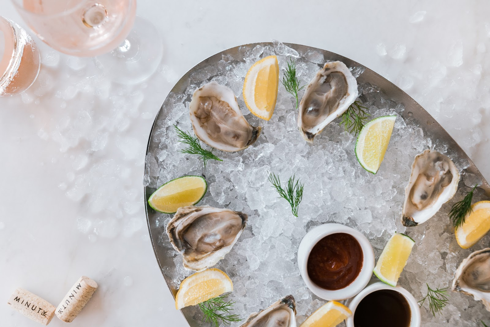 Market at The Edition National Oyster Day