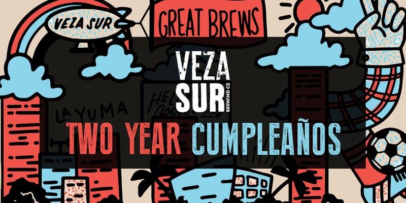 Veza Sur Wynwood 2 year Birthday