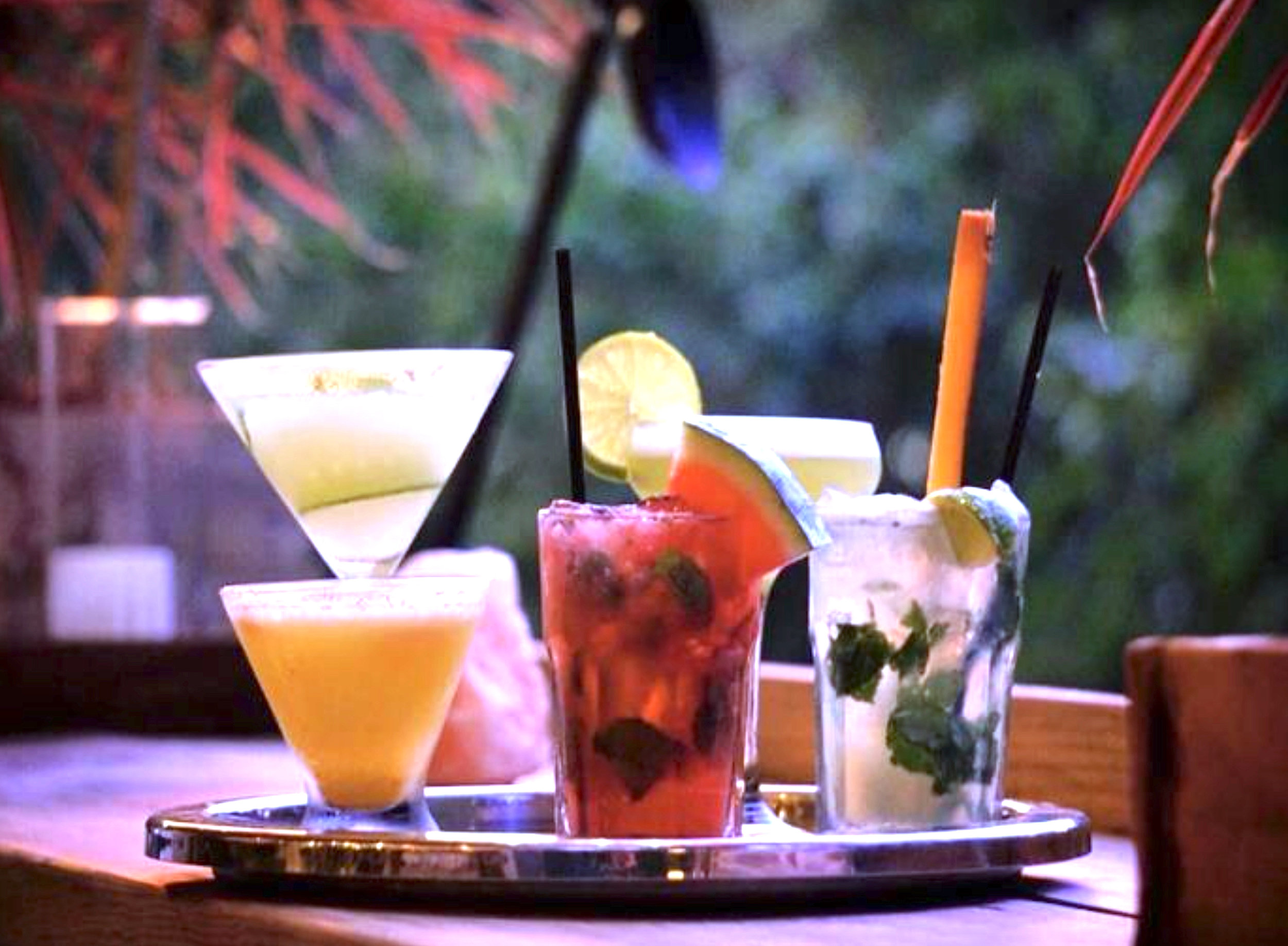 National Rum Day Mojitos