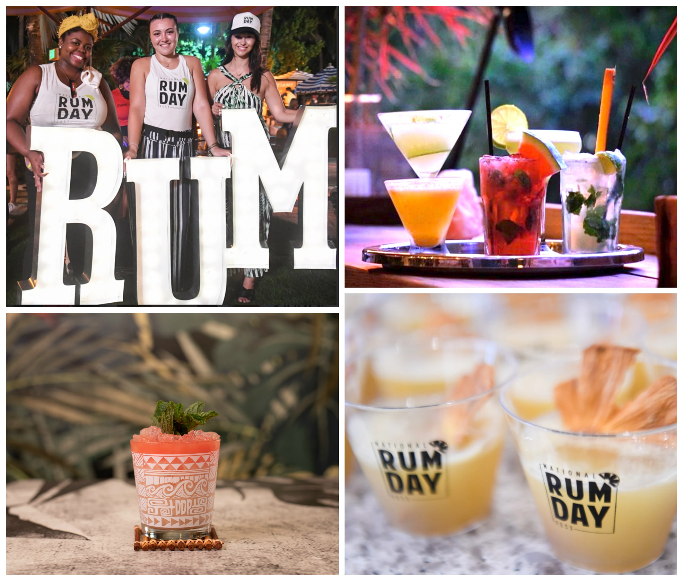 National Rum Day 2019 in Miami MIAbites