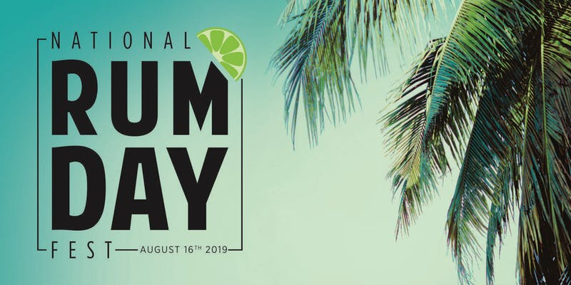 National Rum Day at The Confidante