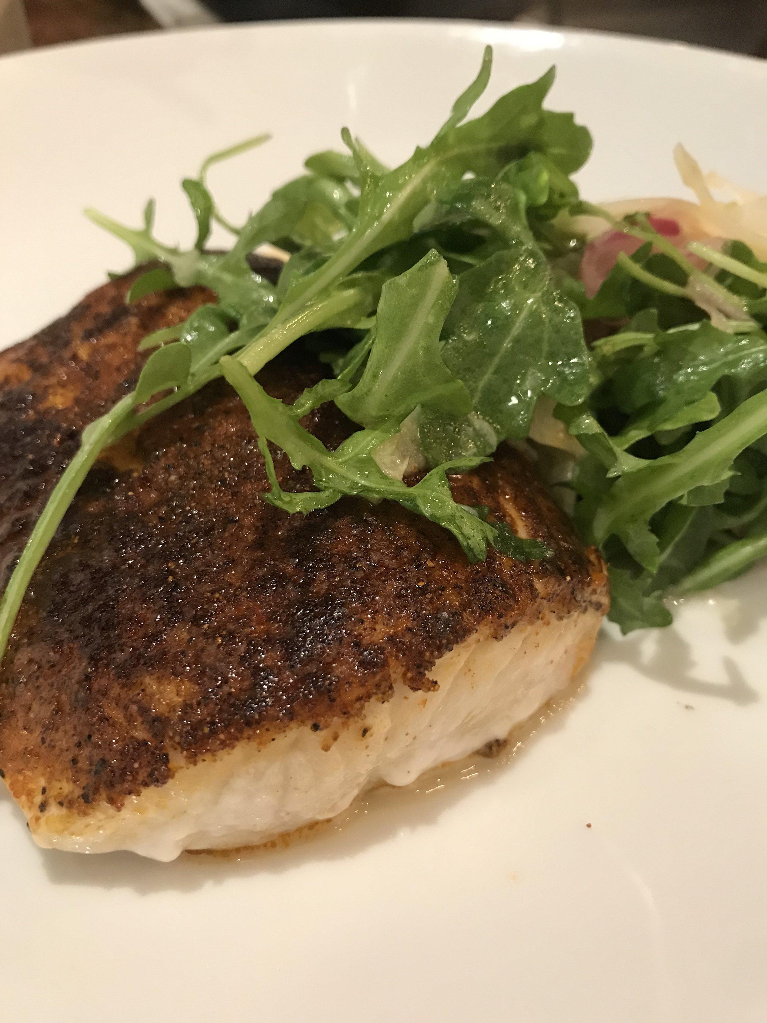 Cracked by Chef Adrianne Calvo Fresh Fish