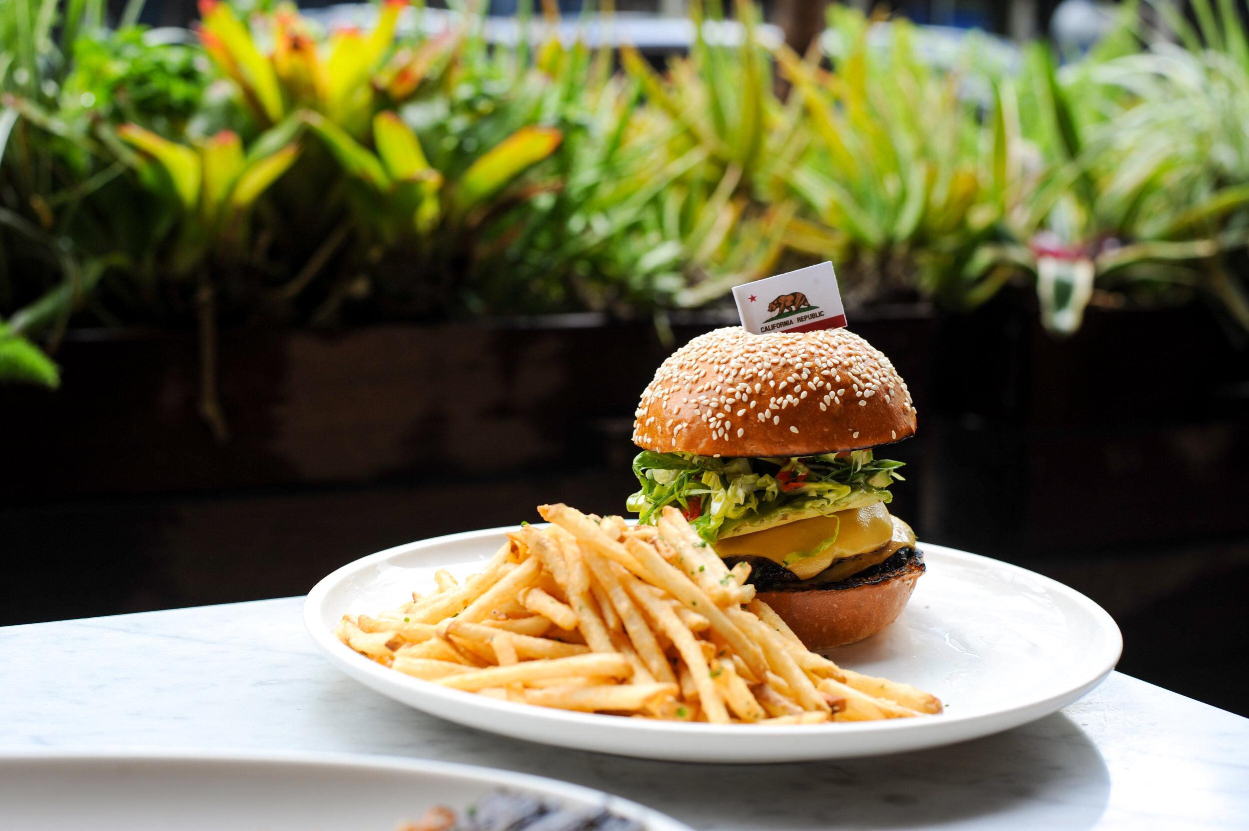 Upland Miami Cheeseburger $5