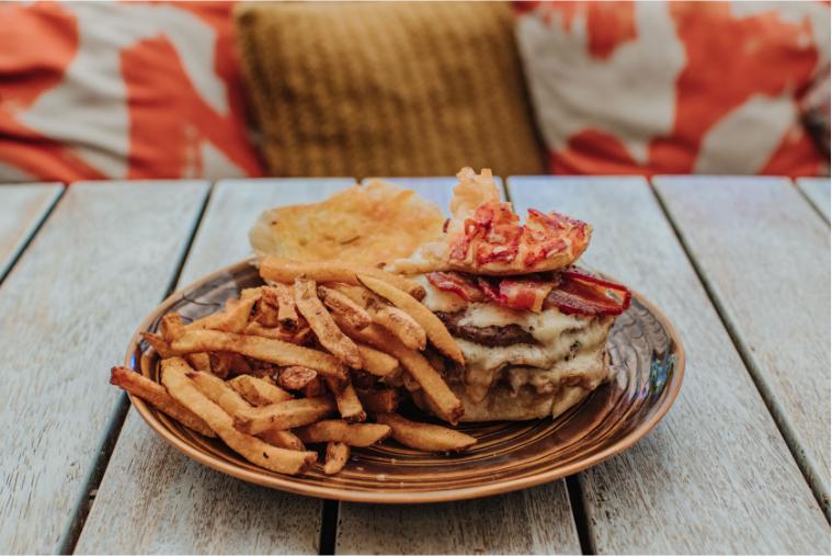 Bird & Bone Lobster Burger