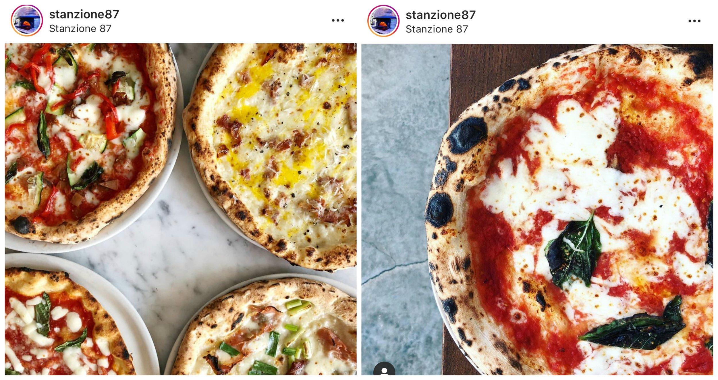 Stanzione 87 Miami Pizza