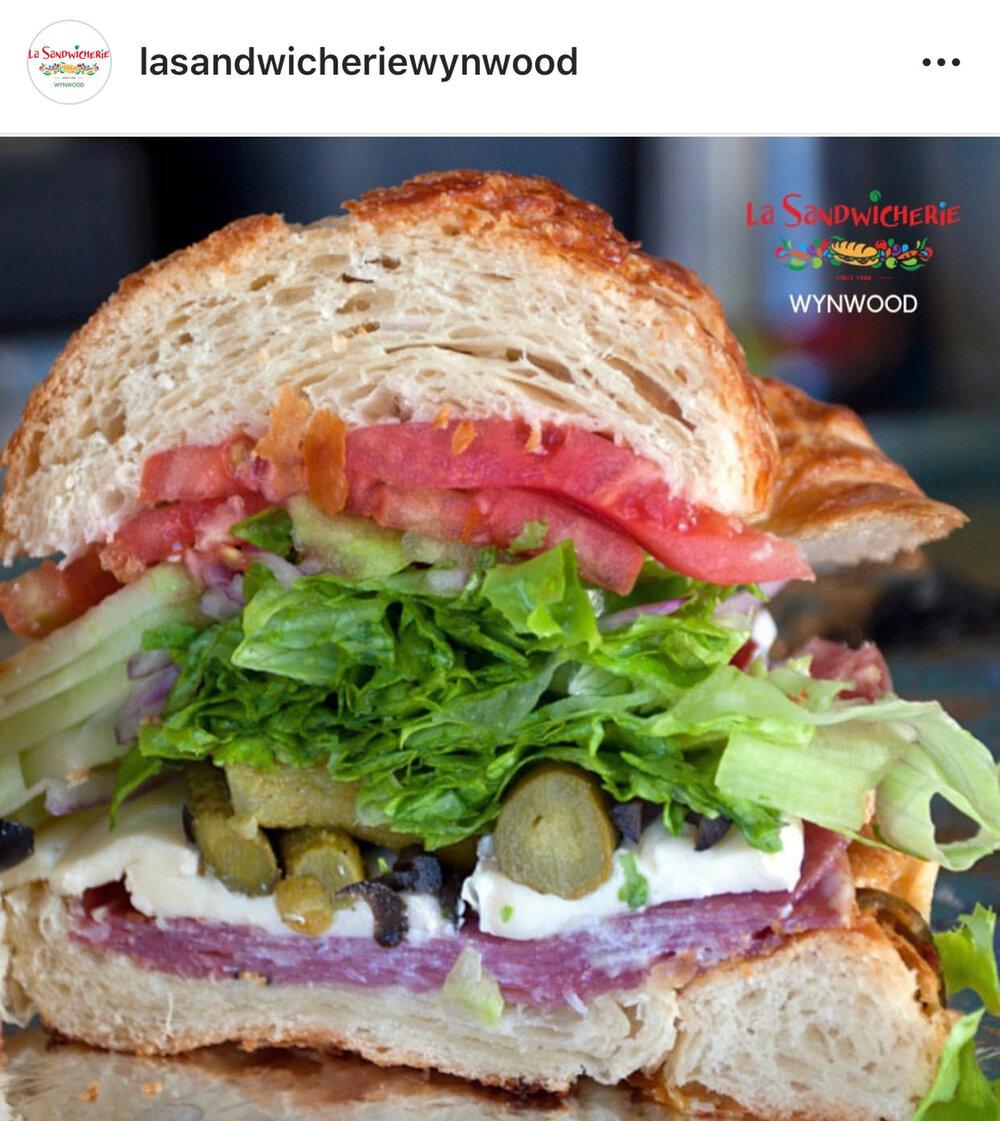 Le Sandwicherie Miami