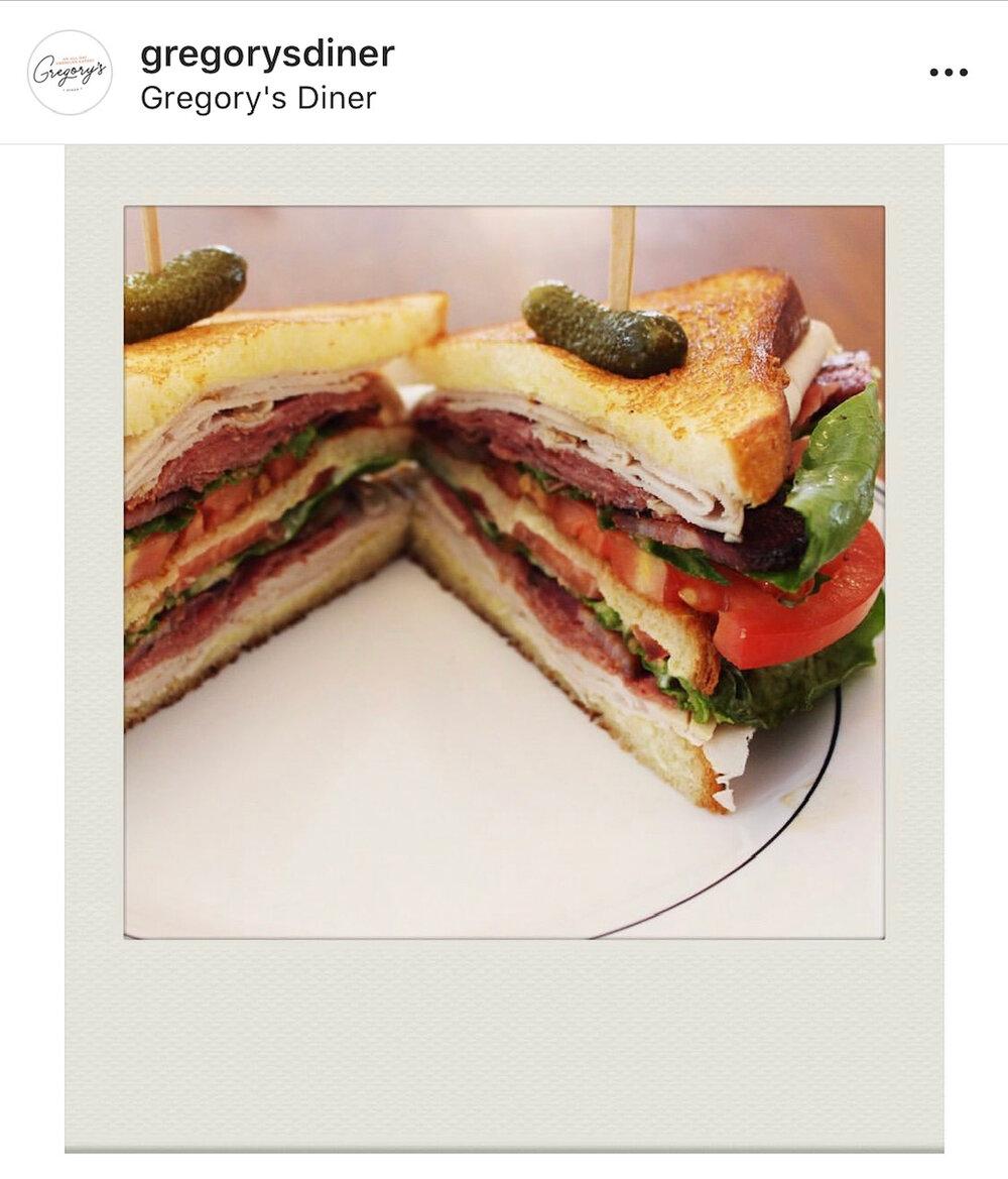 Gregory's Diner at Vagabond Hotel Miami