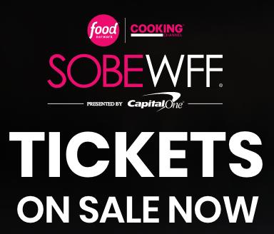 SOBEWFF Tickets MIAbites