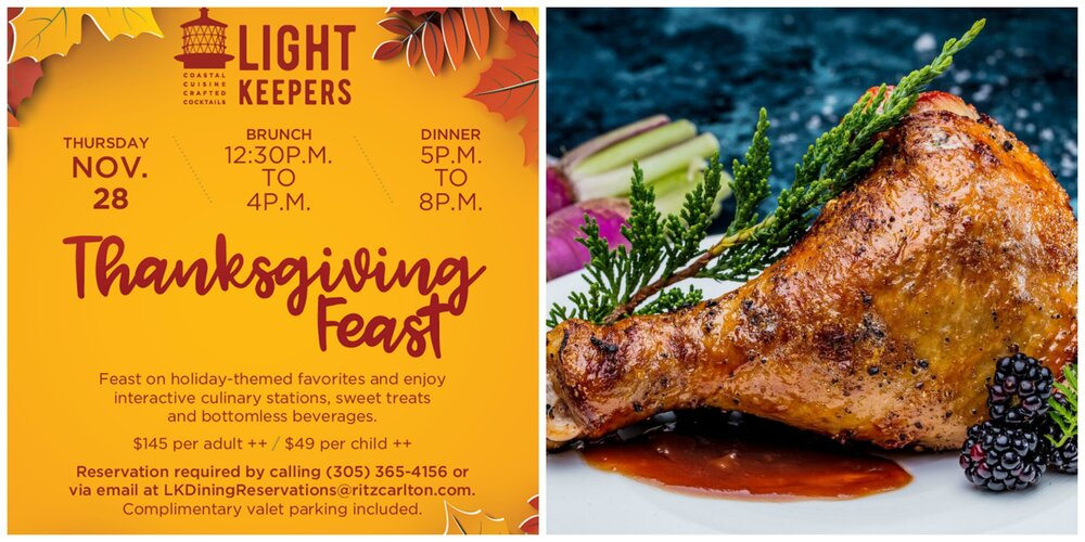 Lightkeepers Thanksgiving