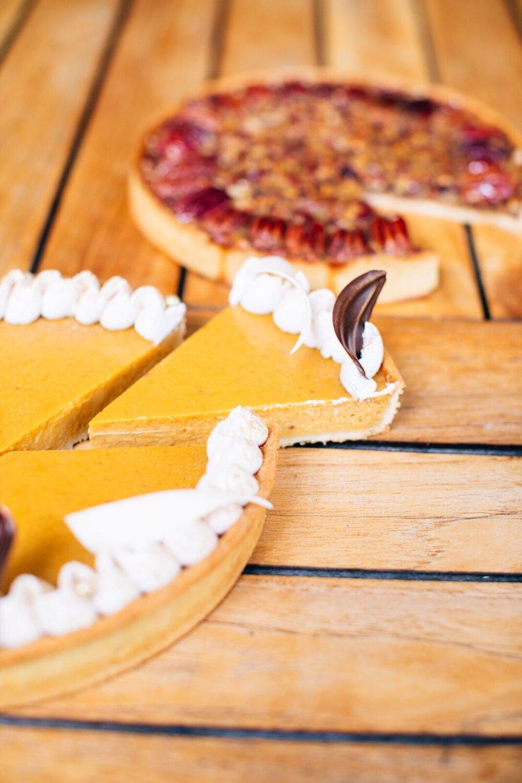 Chez Bon Bon Pies for Thanksgiving
