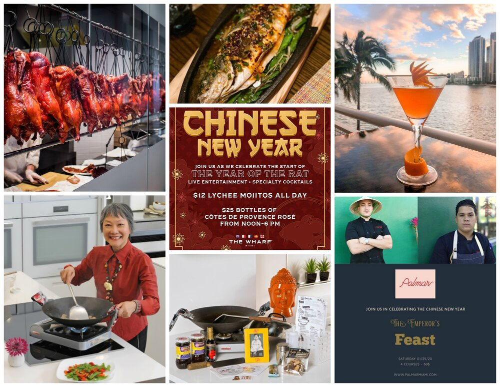 Chinese New Year 2020 Year of the Rat Miami
