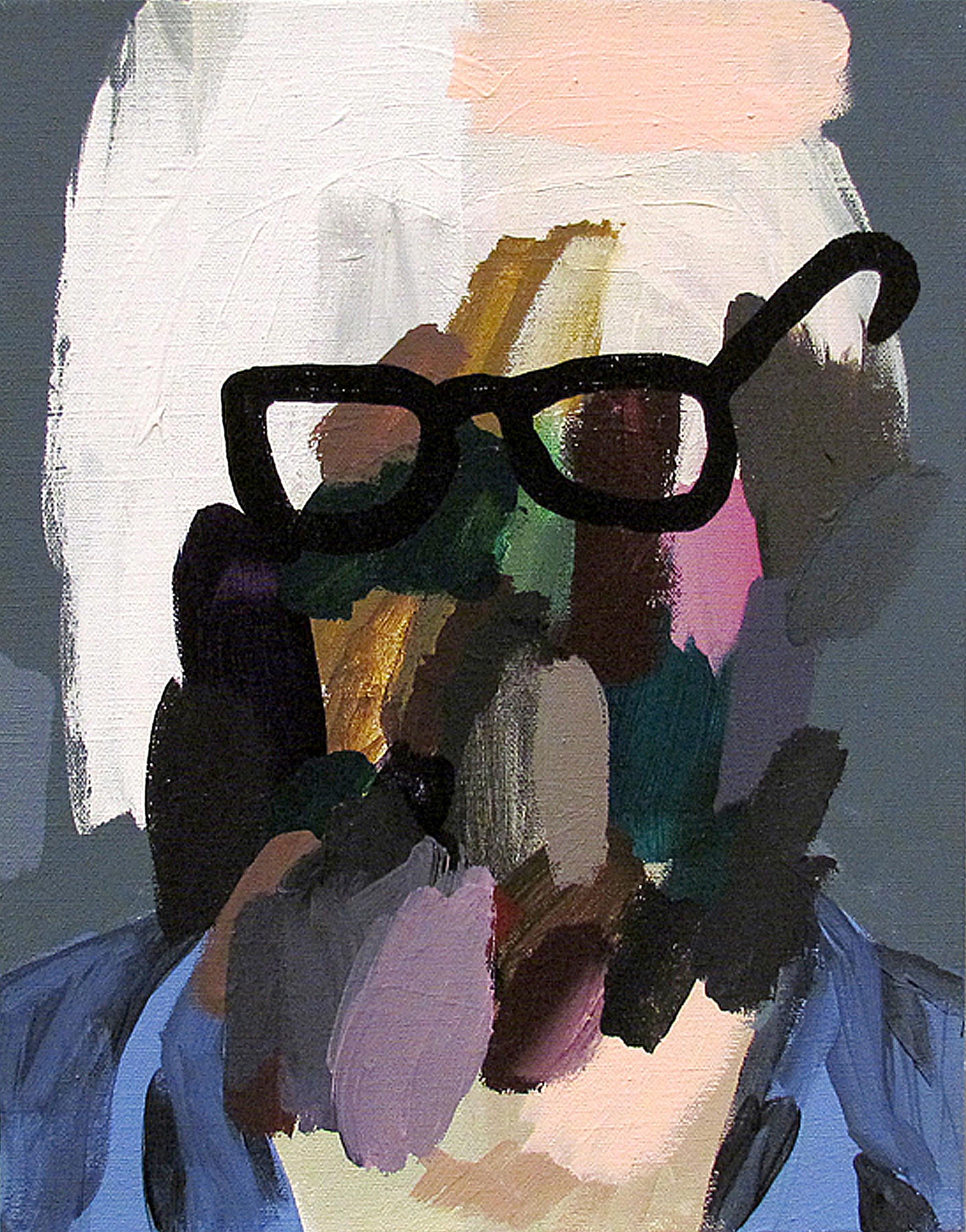 Andrew Kuo Self Portrait