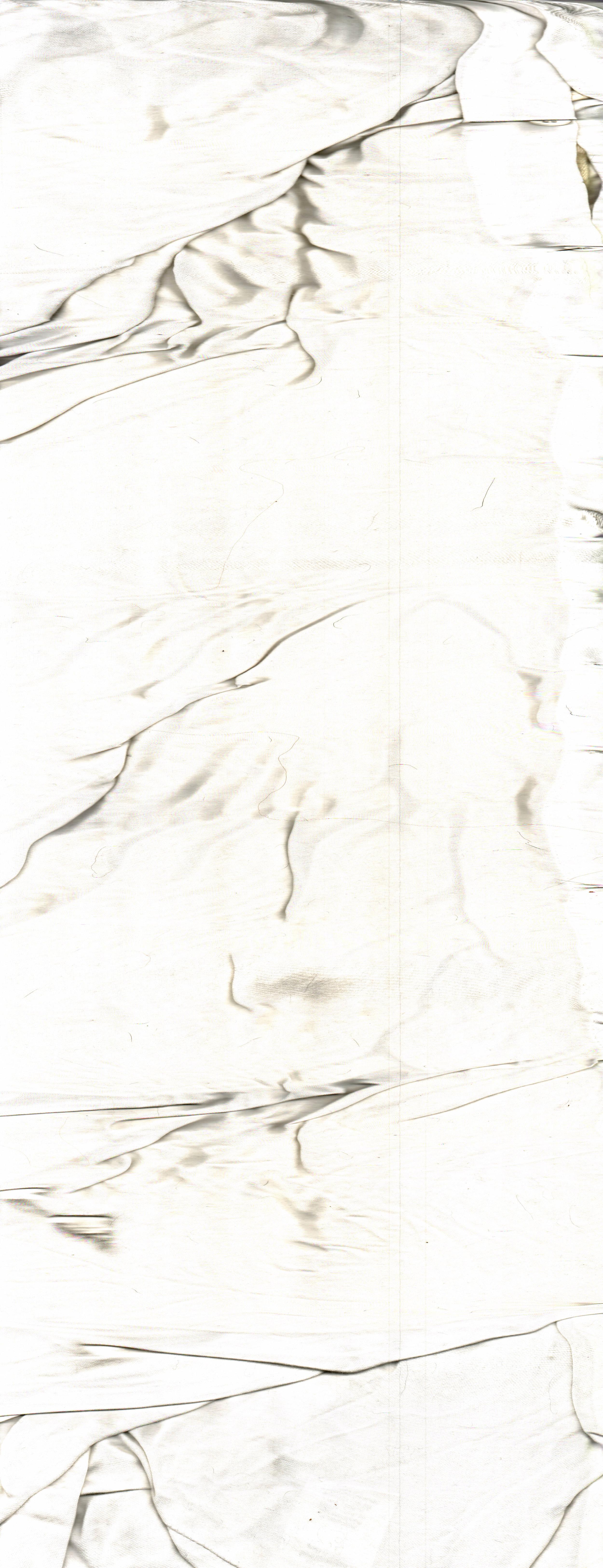 "Broke Down Frames , 2015  Archival Digital Prints, Waxed Linen Thread  32"" x 84.5"""