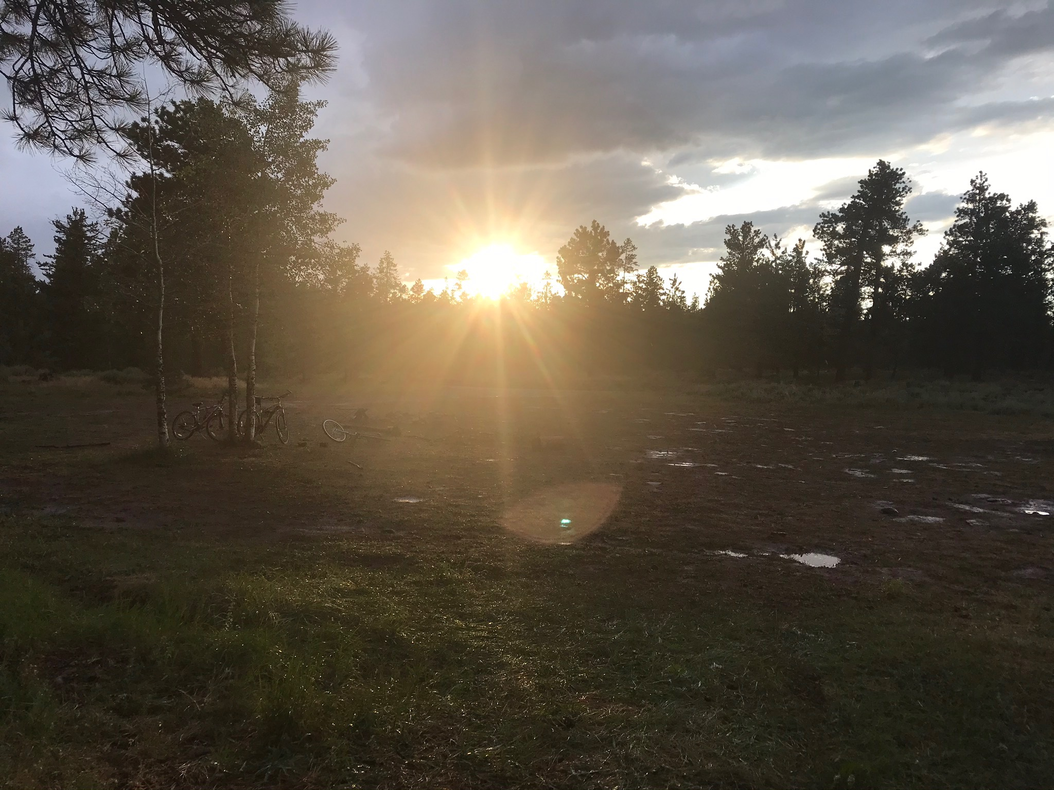 The Sunset of Summer… - Random Musings on the Creative Process