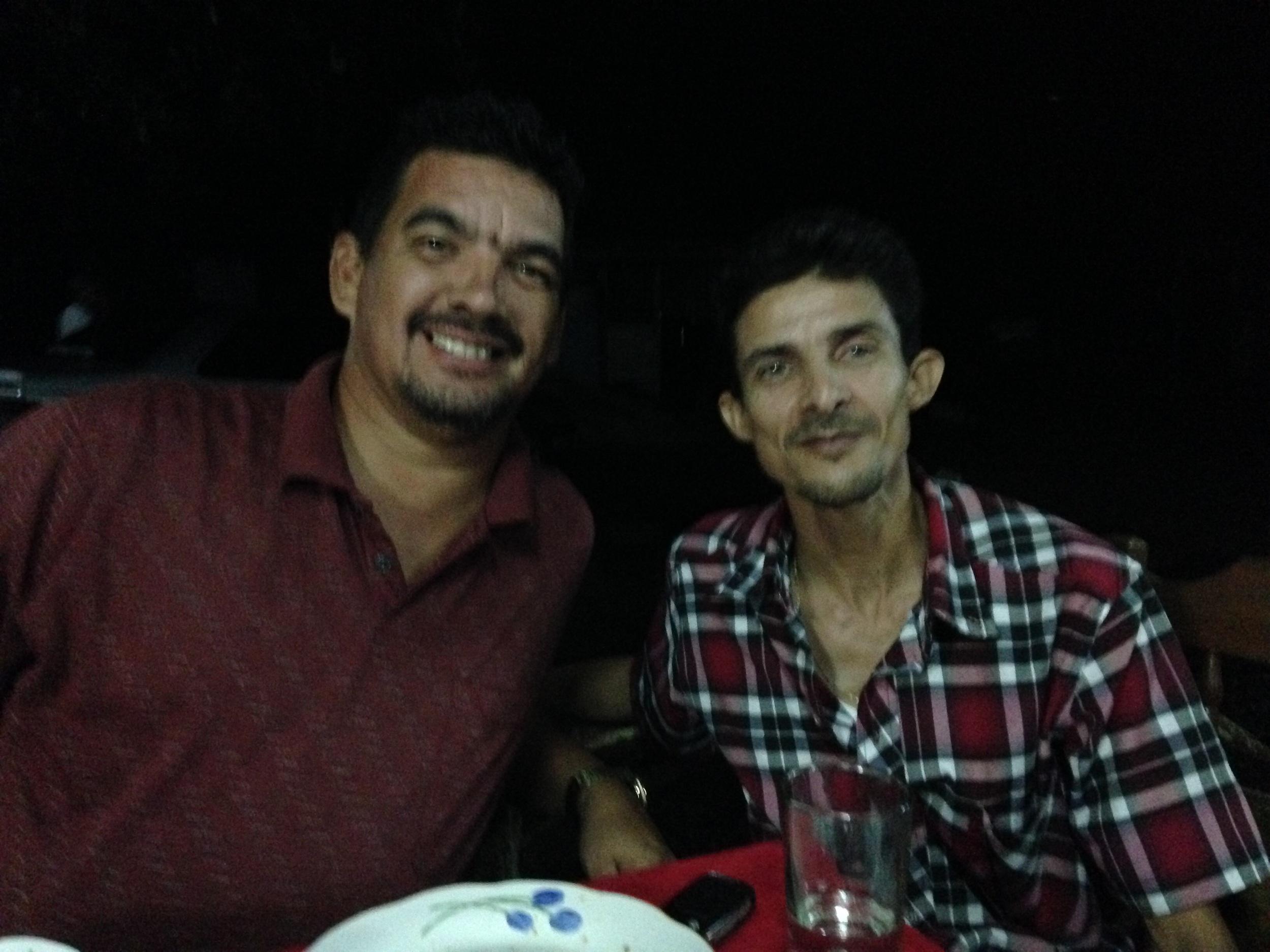 New friends in Cuba