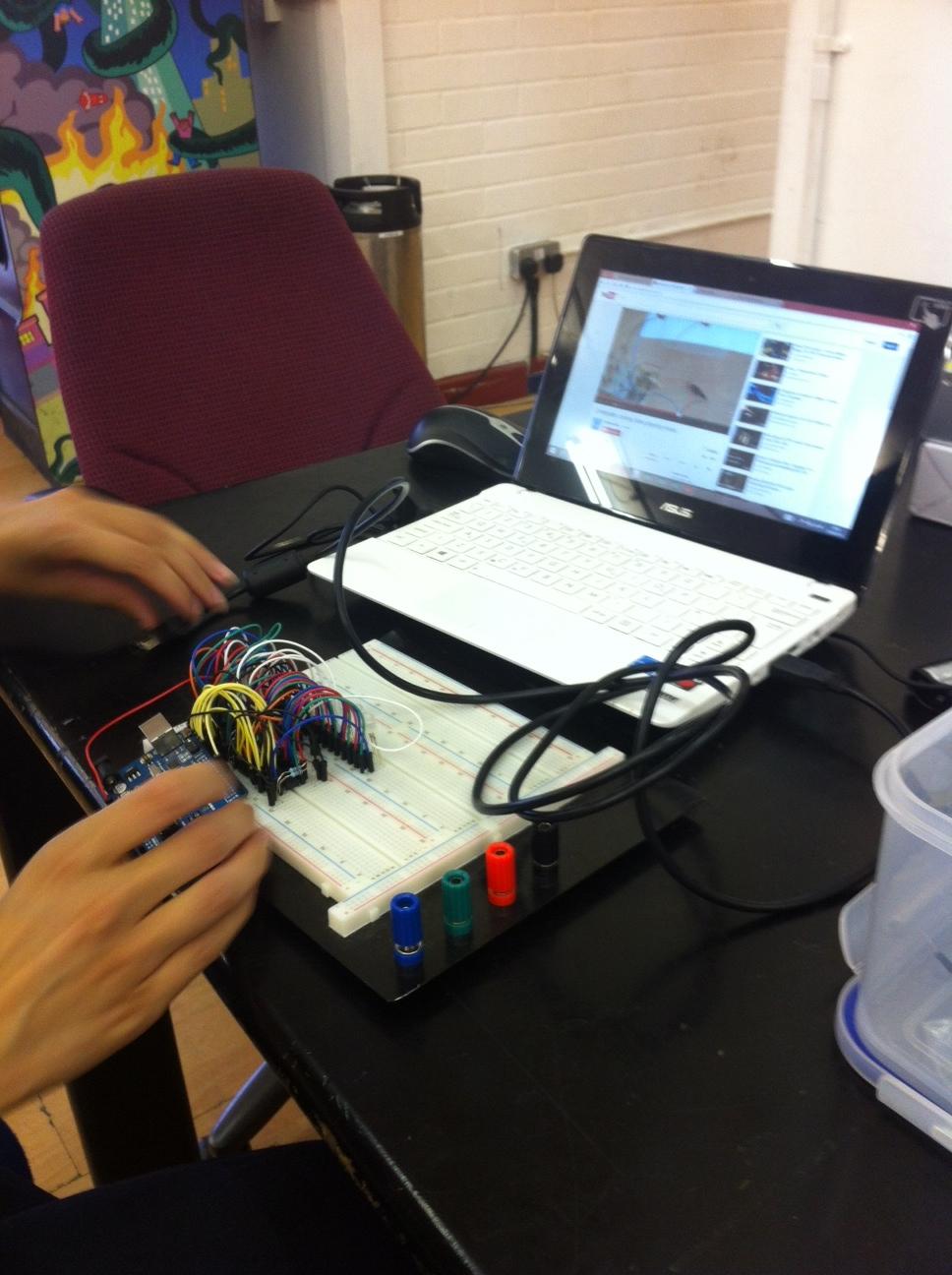 Learn - program an Arduino