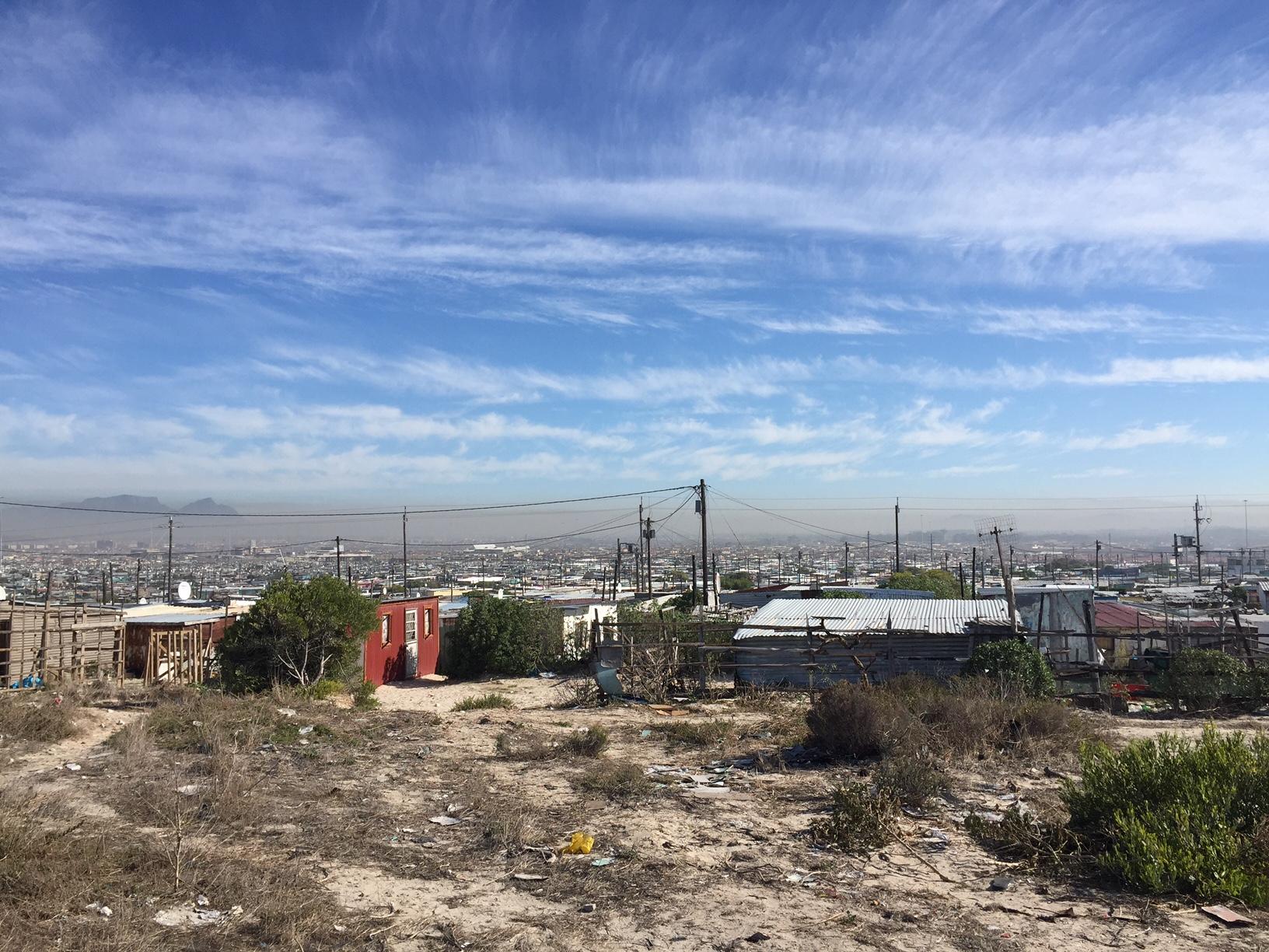 Khayelitsha Township - Section C