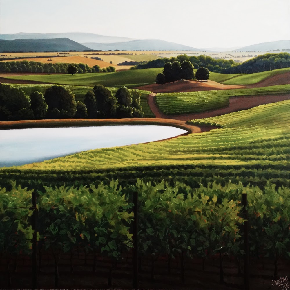 Dukes Vineyard - Summer