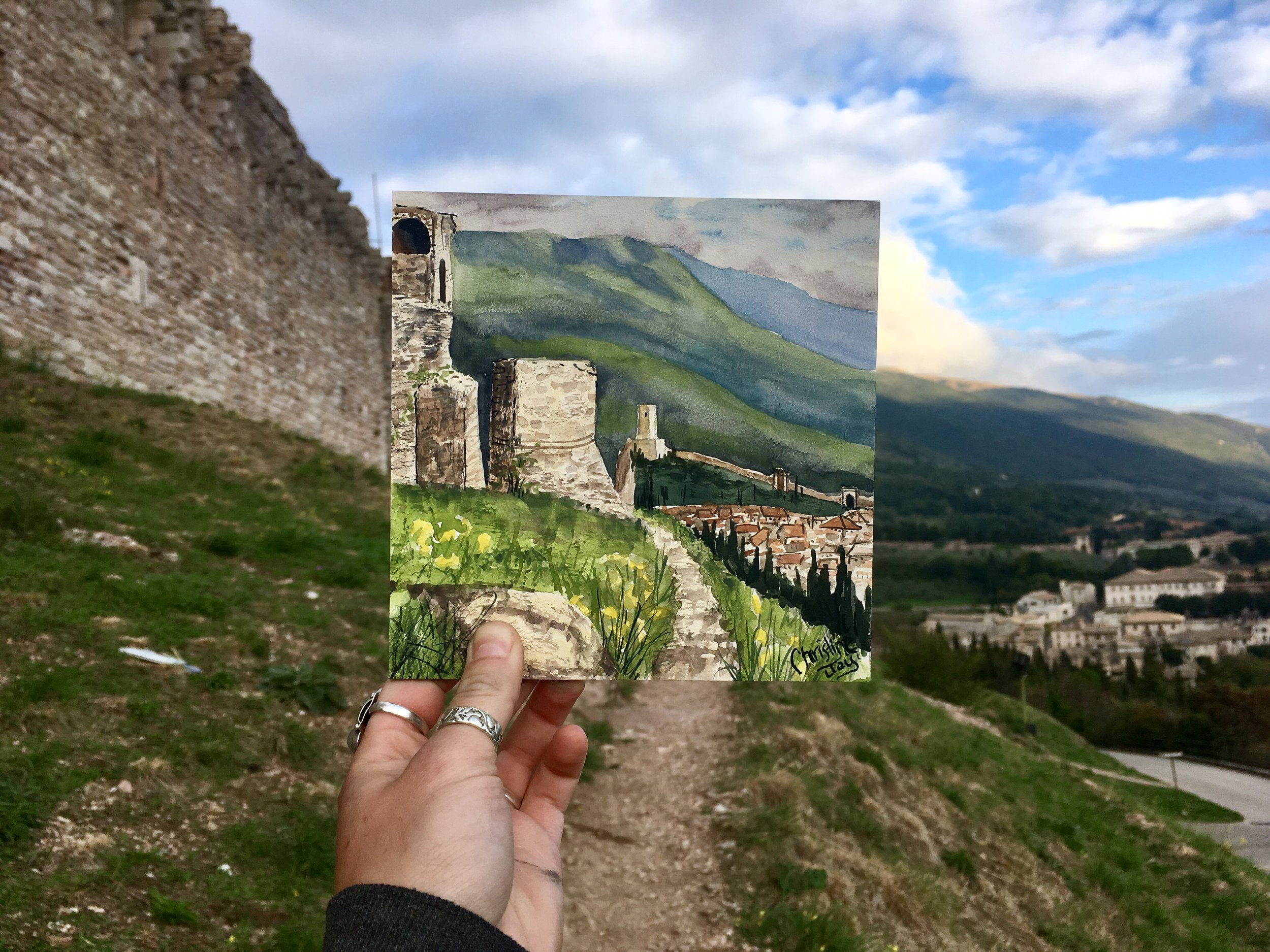 Castle of Assisi