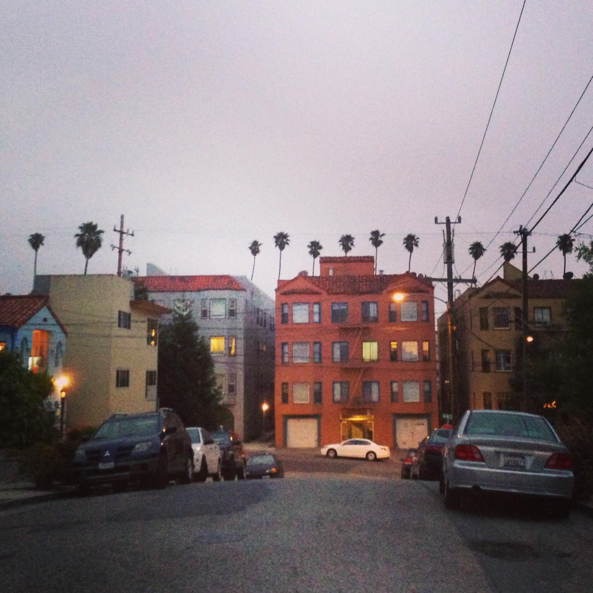 In  Oakland