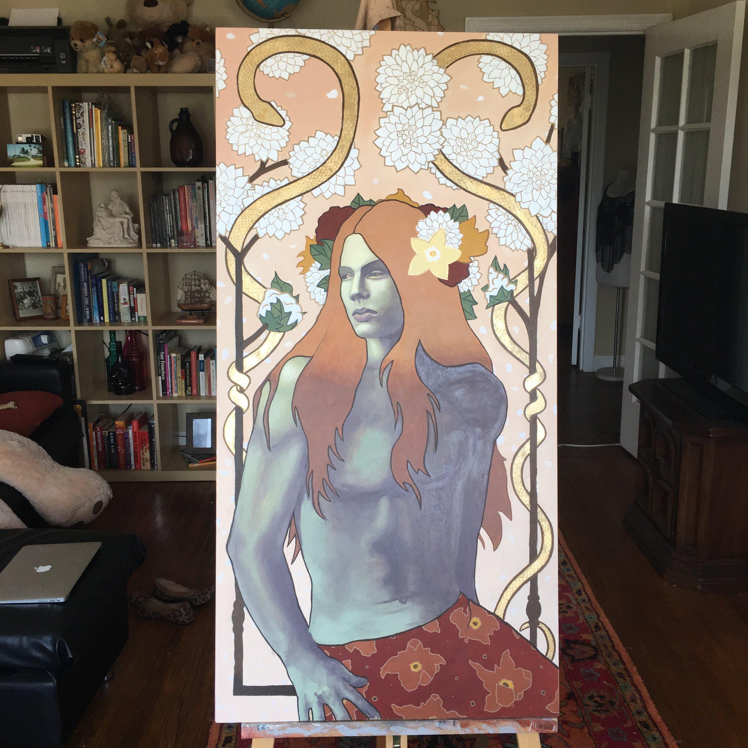 Jessica Violetta Sensitivity Process 4