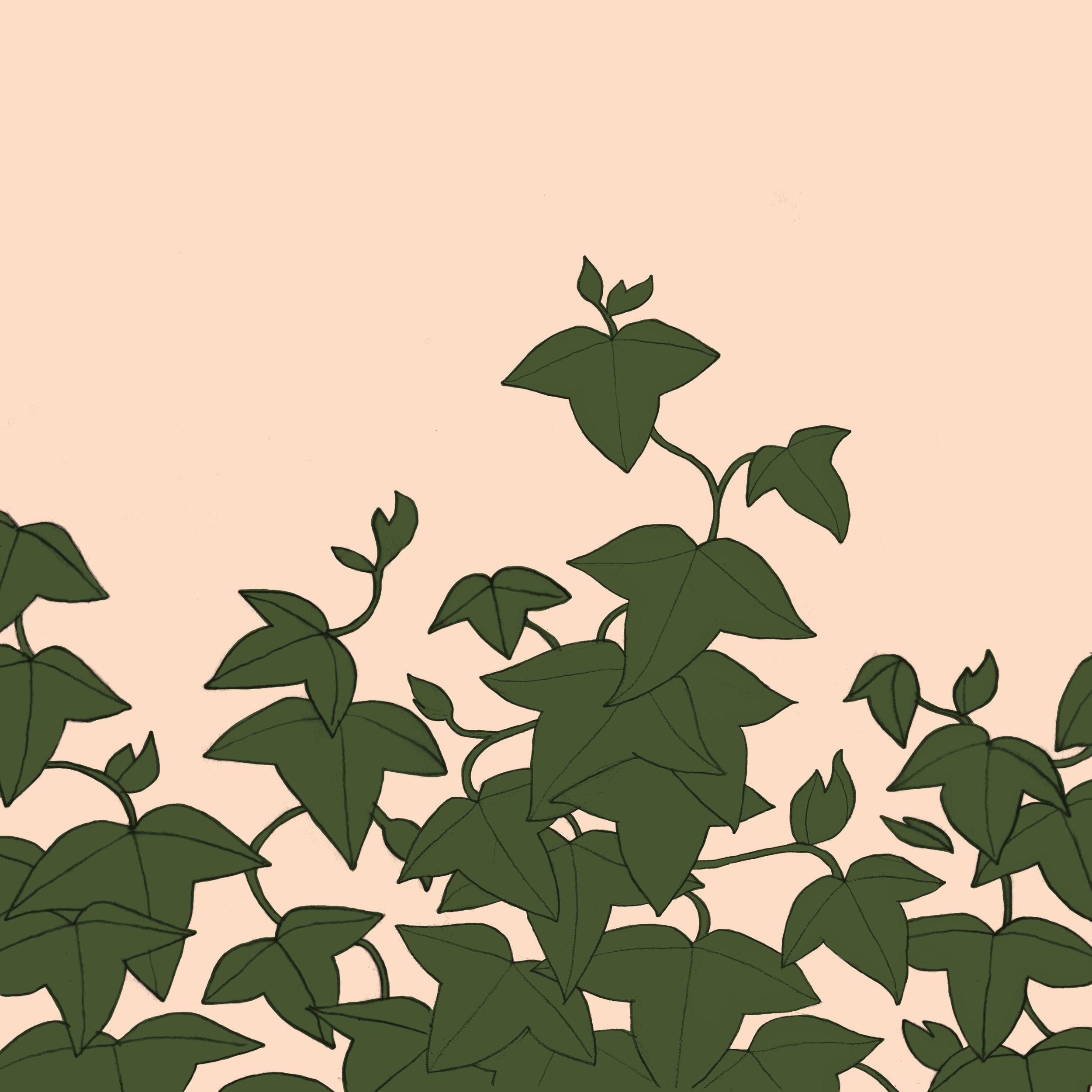 Jessica Violetta Ivy Textile