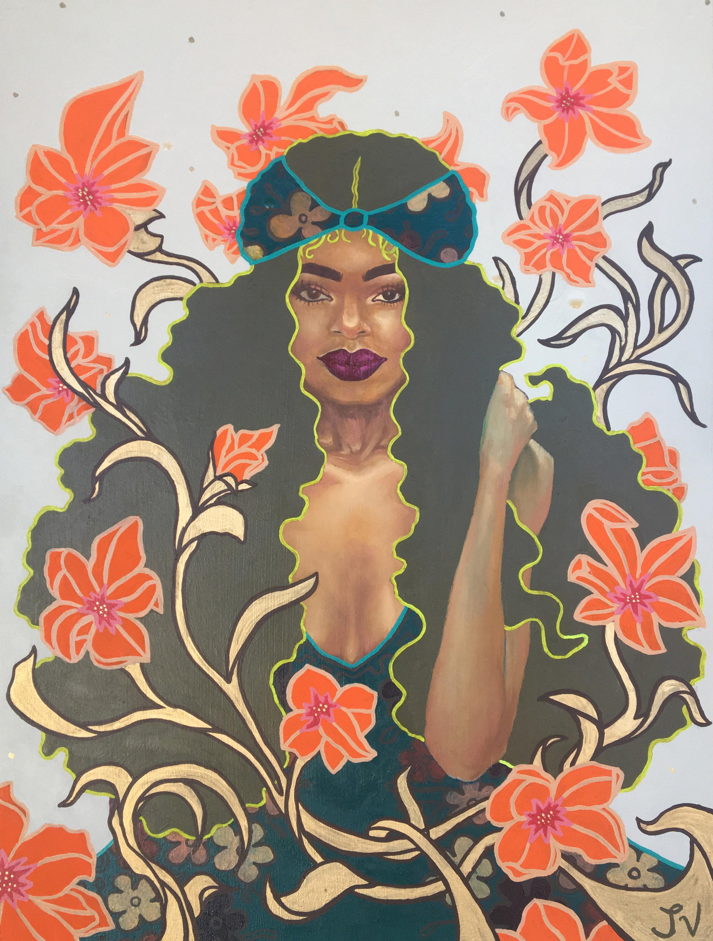 Jessica Violetta Wildflower