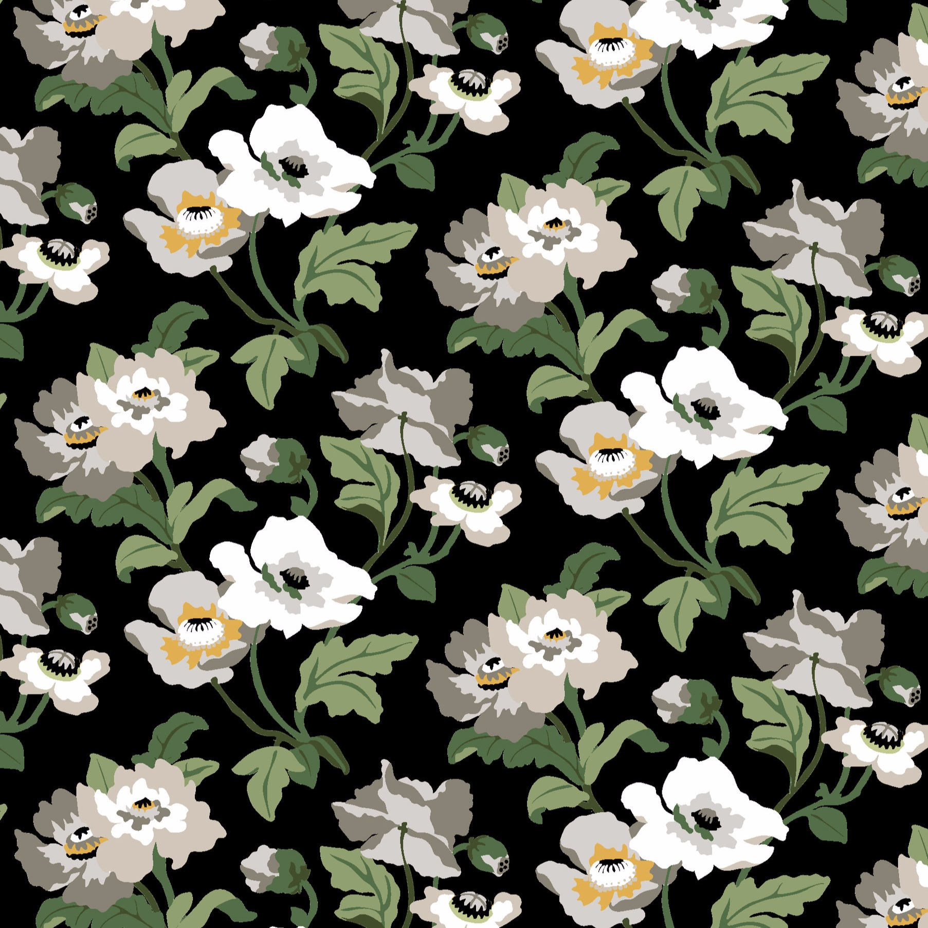 Graphic Floral