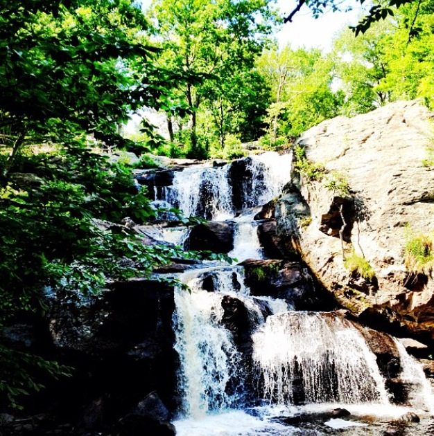 Remove any blockages! Energy needs to flow continually through our body like a waterfall............