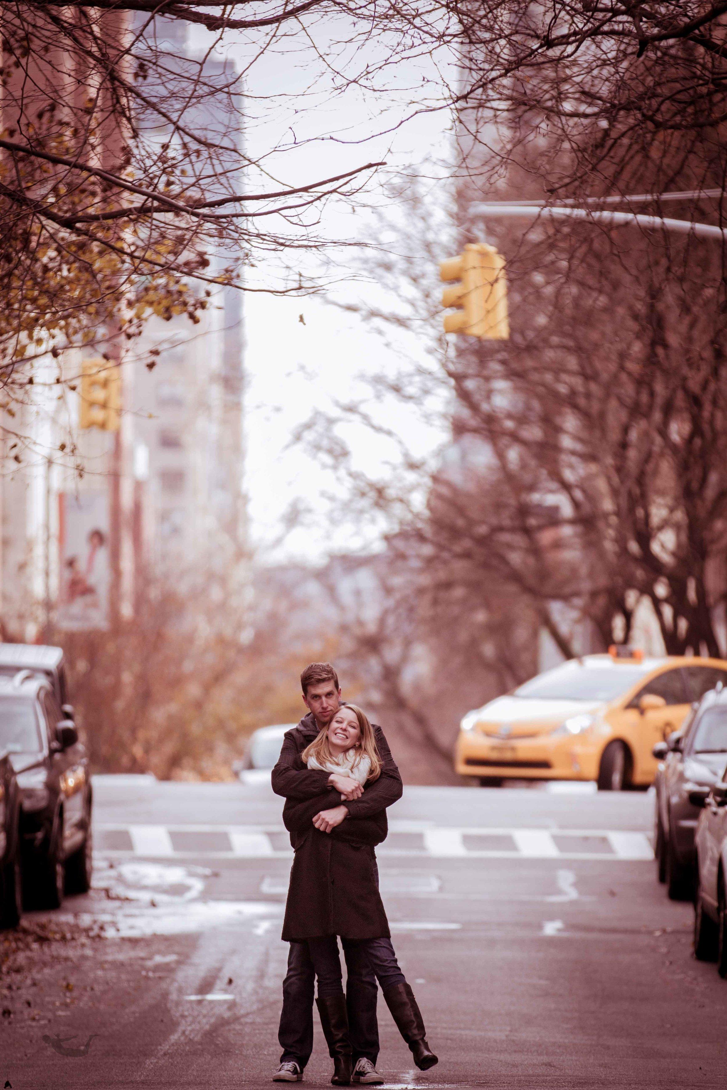 Manhattan Engagements