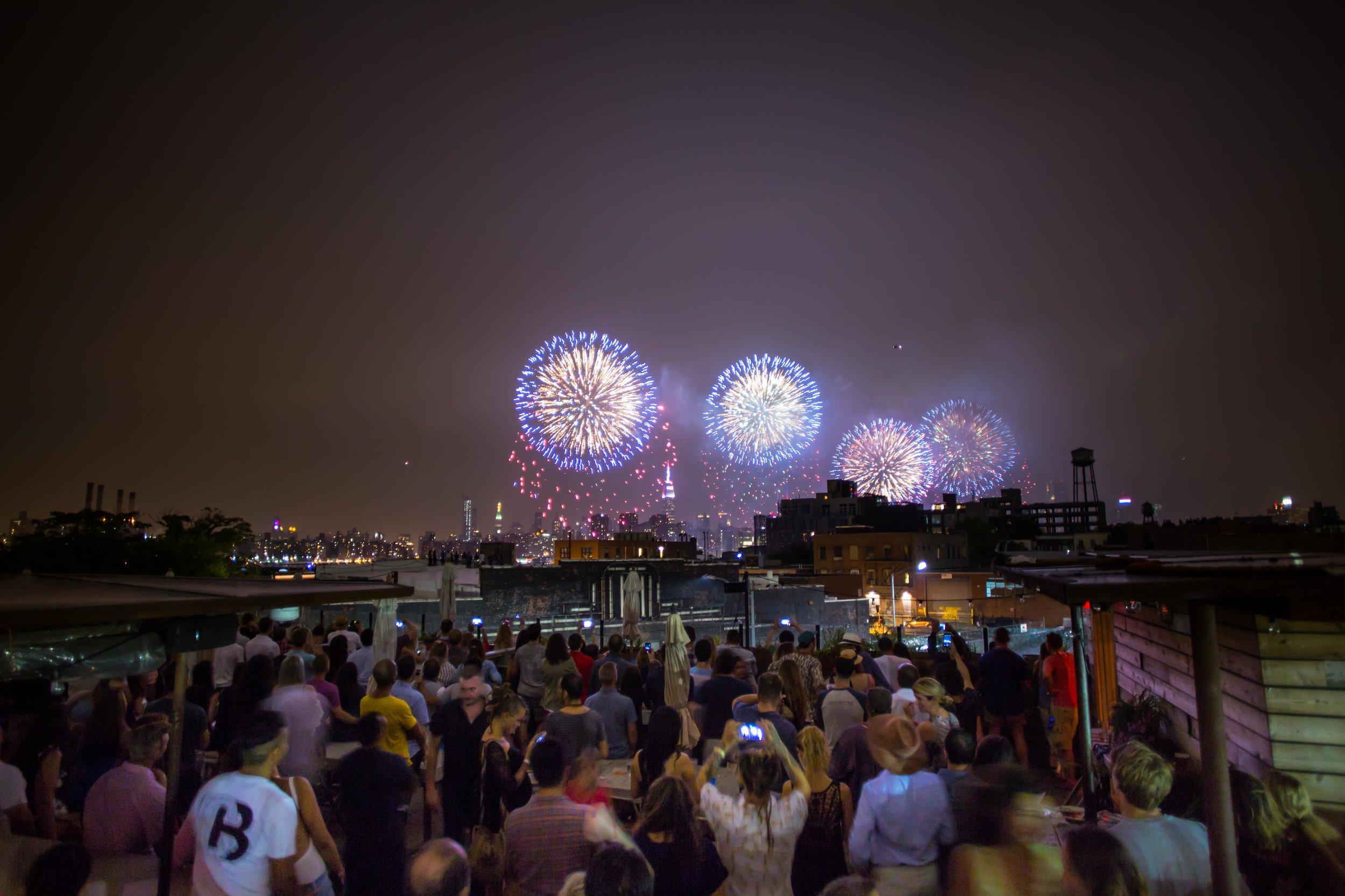 Fourth of July in Brooklyn.JPG