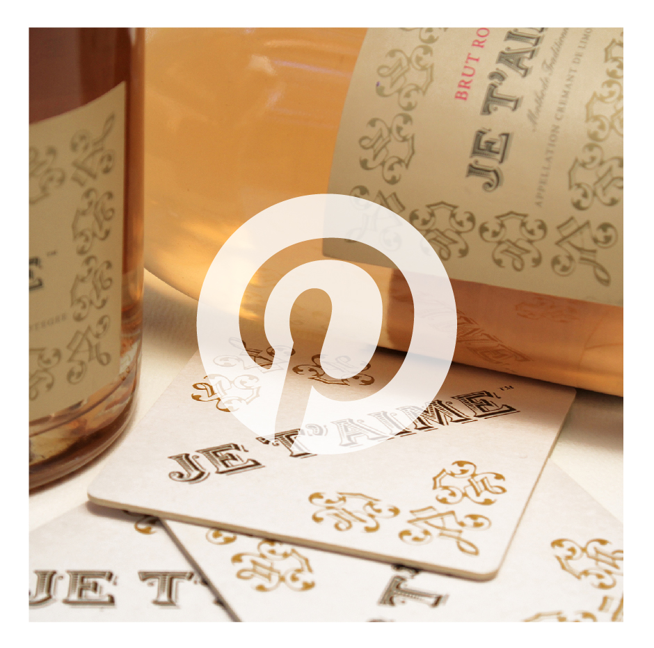 Follow Je T'aime on Pinterest for more recipes and party ideas, and to share your best Pins with us!