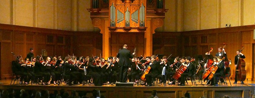 - Andres has been appointed the music director of the Fox Valley Youth Symphony in Appleton, WI. He will lead the organization's top ensemble starting August 2017.