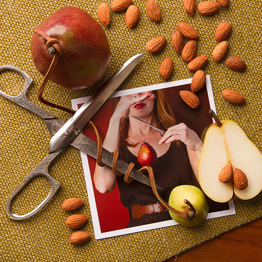 Pears & Almonds
