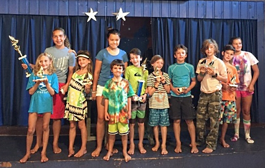 Annual Sailing Program Awards 2015 held August 29th